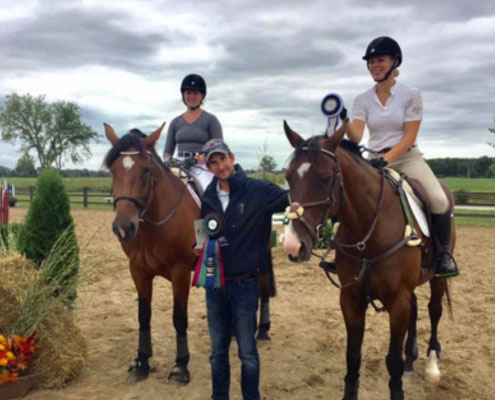 Riding Lessons WEC